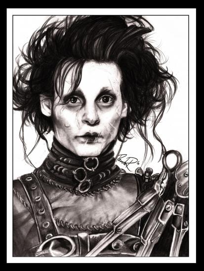 Johnny Depp by pamela